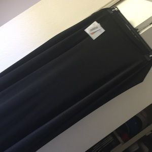 LulaRoe Black Maxi